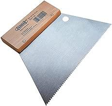 Haromac 38312040 Malerspachtel 40 mm gro/ßes Heft flexibles Blatt