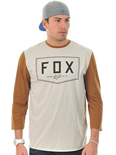 Fox - - Chaos Knit Woven Homme, Medium, Light Grey