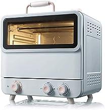 BINBAOSS Mini Horno, Multifunción Torta Automática Horno De Cocción, 20 litros De Gran Capacidad con La Red De La Parrilla, Hornear Temporizador Bandeja, Horno Torta De La Pizza De 1200 Vatios