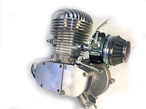 Bicycle Motor Works - Race-Ready 66cc 2-Stroke Bike Engine