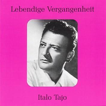 Lebendige Vergangenheit - Italo Tajo