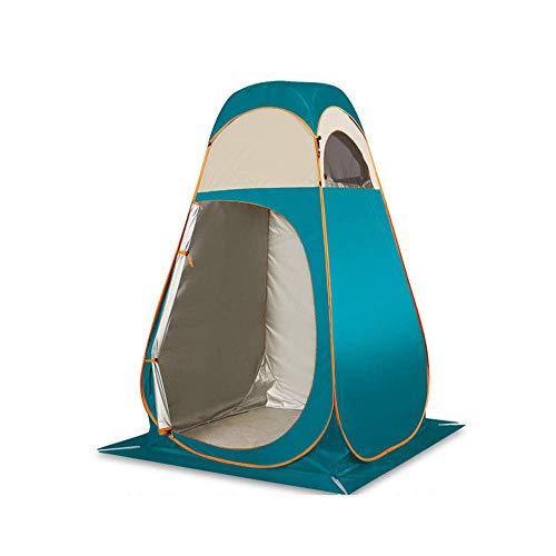 Uitstapje Udstyr, Mobiele Tent Gemakkelijk Pop up Opvouwbare Draagbare Outdoor Dressing Veranderende Tenten Cabana Scherm Kamer voor Camping Douche Badtoilet met Draagtas, Kejing Miao