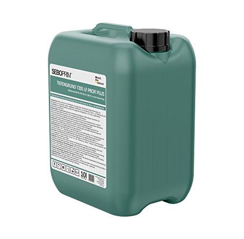 Seboprim Qualitäts Tiefengrund 7205 LF gebrauchsfertig - verarbeitungsfertig 10l