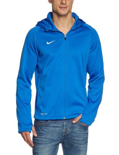 Nike Pull à Capuche pour Homme Bleu Bleu Roi/Blanc s