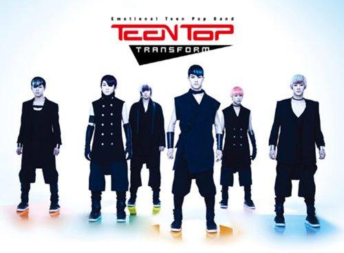 Transform [2nd Single Album]