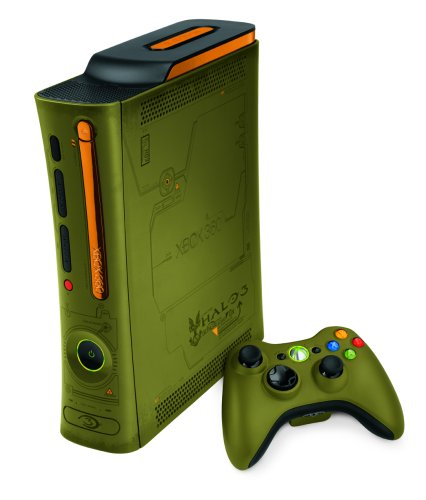 Xbox 360 Console Halo 3 Special Edition (with HDMI) [video game]