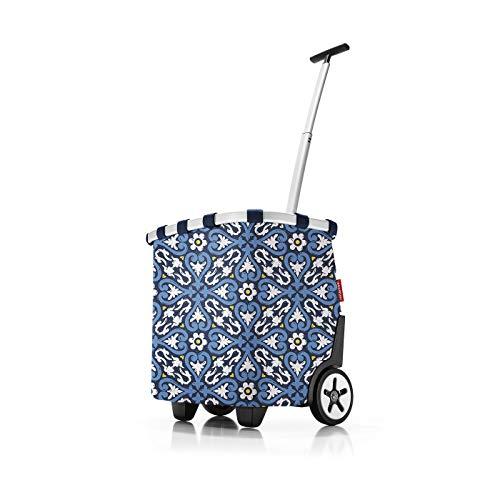 Reisenthel Unisex Carrycruiser-OE4067 Gepäck-Kleidersack mit Rollen, blau, One Size