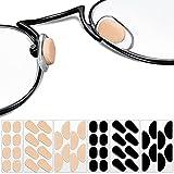 96 Pairs of Glasses Nose Pads, Soft Foam Self-Adhesive Nose Pads, Sponge Glasses Nose Pads for Sunglasses, Glasses, Children's Glasses (1.5 mm)