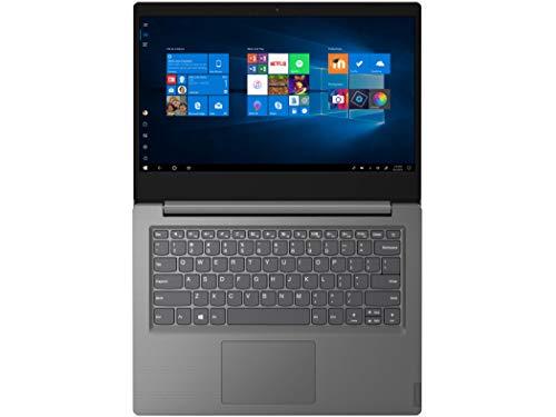 Lenovo V14 Intel Core i3 10th Gen 14-inch HD Thin and Light Laptop (4GB RAM/ 1TB HDD/ Windows 10 Home/ Grey/ 1.6 kg), 82C4016SIH