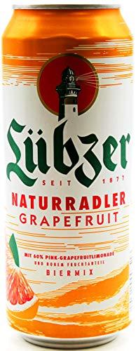 Lübzer Naturradler Grapefruit, 24er...