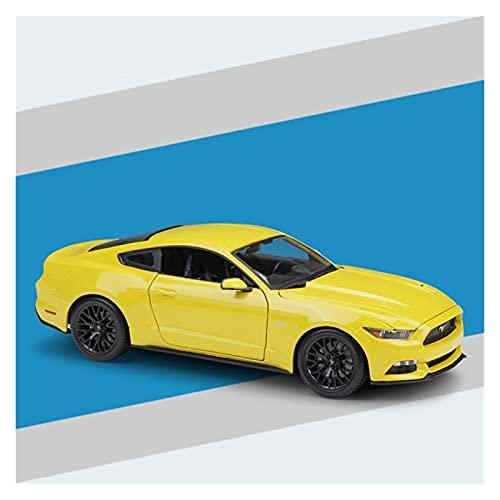 Boutique 1:18 para Ford GT Coche Deportivo Simulación De Aleación De Coche Modelo De Fundición Juguete Acabado Adornos De Colección para Adultos (Color : 9)