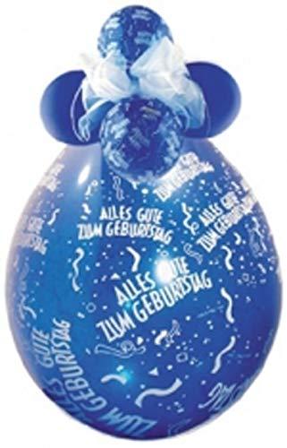 Qualatex Weithalsballons Verpackungsballons Gute zum Geburtstag, 18