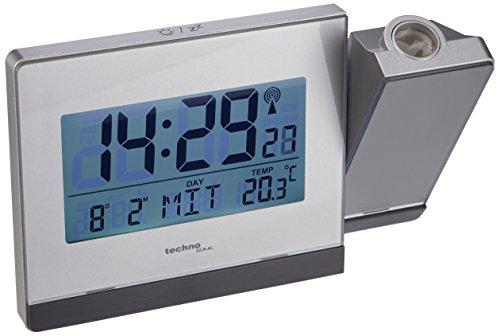 Technoline WT 538Radio de proyección Reloj Despertador con Touch Sensor,...