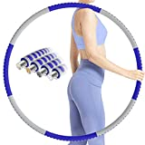 TTMOW Hula Hoop Reifen Erwachsene Bauchformung, Fitness Hoola Reifen mit Schaumstoff Komfortable,...