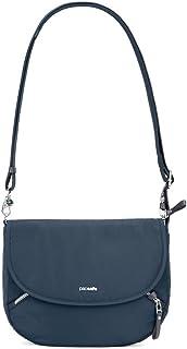 Pacsafe Stylesafe Crossbody Umhängetasche, kleine Anti-Diebstahl Tasche für Damen, Schultertasche mit Diebstahlschutz, Sic...