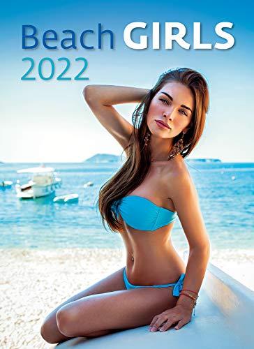 Beach Girls 2022 CALENDAR (水着 ・ モデル ・ ガール ・北欧 ・ セクシー 2022年 カレンダー)
