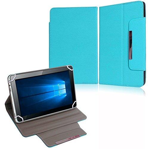 NAUC Tasche Hülle Schutzhülle für HP Pro Slate 8 Hülle Schutz Cover Schutzhülle, Farben:Hellblau