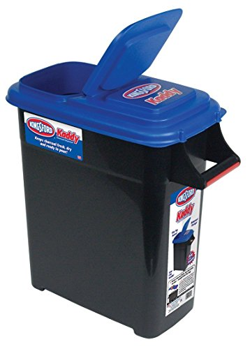Check Out This Buddeez Kingsford Kadddy Charcoal Dispenser for 24 lb. Bags (3)