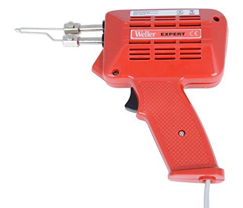 Weller 8100UC (T0050200299) 100 Watt/230 Volt Lötpistole Expert mit eingebauter Lötstellenbeleuchtung