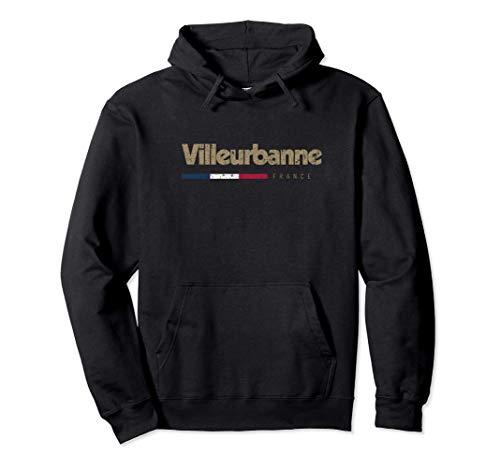 Jaime Villeurbanne Nom de Ville en France Sweat à Capuche