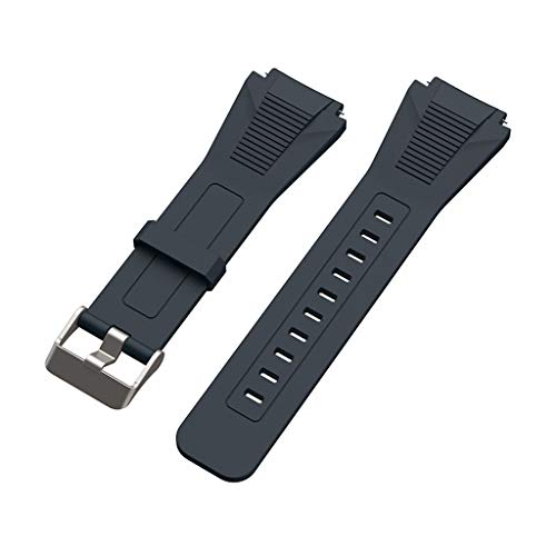 Pulseira ajustável compatível com pulseiras de silicone -Ticwatch Pro3