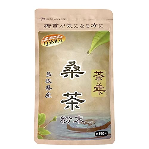 LOHAStyle(ロハスタイル)生桑茶 茶の雫 90g 特別栽培桑使用 糖質対策専用