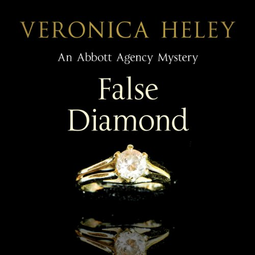 False Diamond audiobook cover art