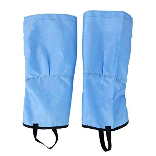 Tfxwerws Taille M simple randonnée d'escalade étanche Neige Sable jambe Guêtre Chaussures couvertures Accessoires