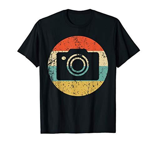 Photographer Shirt - Vintage Retro Camera T-Shirt