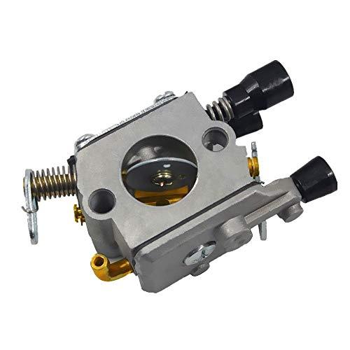 QIUXIANG Carburador Carburador carbohidratos en Forma for STIHL MS210 MS230 MS250 021 023 025 Motosierra Reemplaza Zama C1q-S11E C1q-S11G