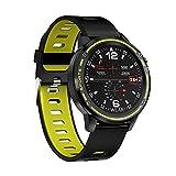 Relógio Smartwatch Masculino Touch Screen Bluetooth Smart Wear L8 Verde