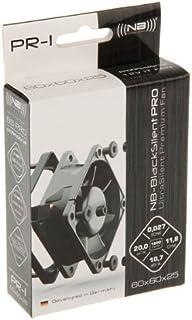 Noiseblocker BlackSilent Pro PR-1 - Ventilador de PC (Ventilador, Carcasa del Ordenador, 6 cm, 12V, 6 cm, 6 cm)