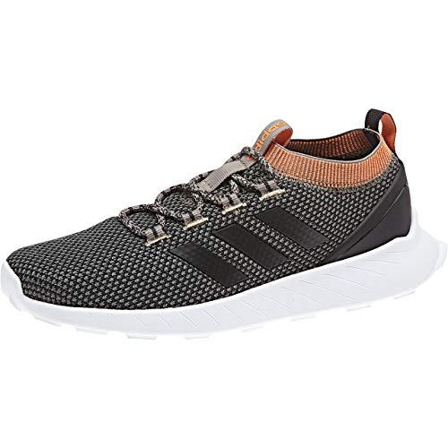 adidas Questar Rise, Zapatillas de Entrenamiento Unisex Niños, Verde (Tracar/Cblack/Carbon Tracar/Cblack/Carbon), 32 EU