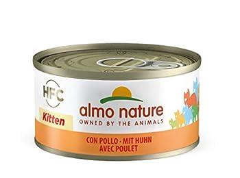 almo nature Legend Nourriture pour Chat Kitten Poulet 24x 70g