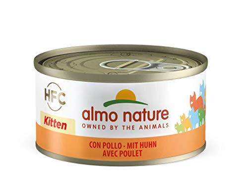 almo nature Legend mangime per Gatti Kitten Pollo 24 X 70 G