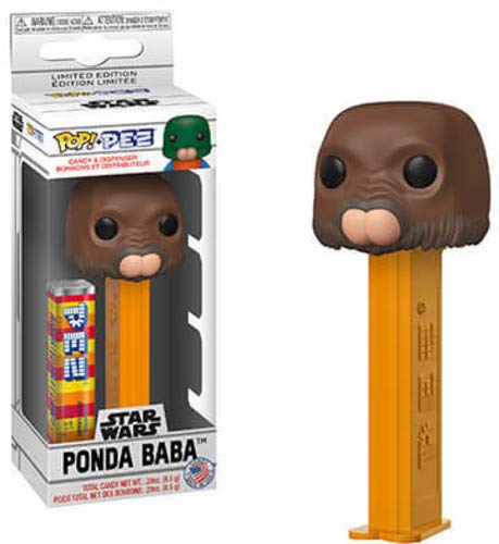 Funko Pop Pez: Star Wars - Ponda Boba Collectible Dispenser
