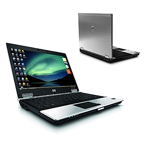 """HP 2530P 12,1"""" 1,86GHZ 120GB PC COMPUTER PORTATILE LAPTOP NOTEBOOK NETBOOK AZIENDALE CON LETTORE IMPRONTE DIGITALE E TASTIERA ITALIANA ORIGINALE WINDOWS VISTA (Ricondizionato) (GRADO B, 1GB RAM)"""