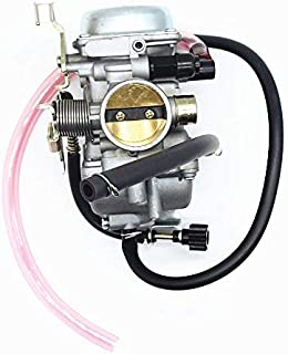 Carbman Carburetor Carb For Kawasaki KLF 300 KLF300 BAYOU 1986-1995 1996-2005 Kawasaki Carb ATV Carburetor