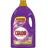 Colon Vanish Advanced - Detergente para lavadora con quitamanchas, adecuado para Ropa Blanca y de Color, Formato Gel - 64 dosis