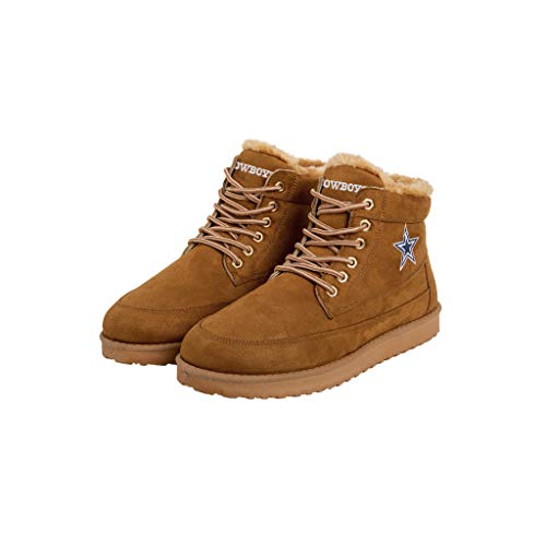 NFL Dallas Cowboys Mens Tailgate BootsTailgate Boots, Team Color, 11/XL