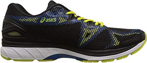 Asics Gel-Nimbus 20, Zapatillas de Running para Hombre, Negro (Black/White/Carbon 9001), 48 EU