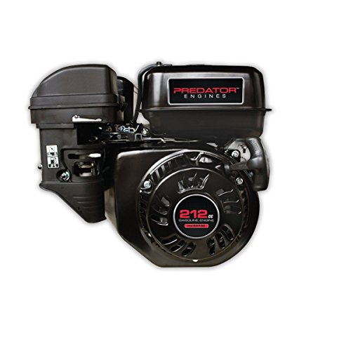 Predator 6.5 HP 212cc OHV Horizontal Shaft Gas Engine