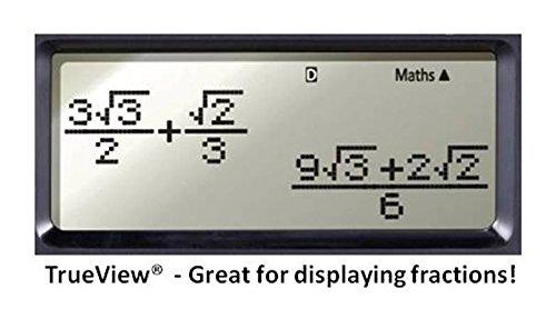 Aurora AX-595TV Tasca Calcolatrice scientifica Nero calcolatrice