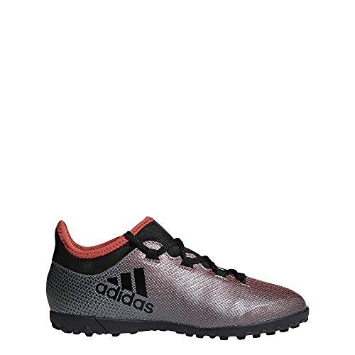 adidas X Tango 17.3 TF J, Zapatillas de Fútbol para Niños, Gris (Grey/cblack/reacor), 30 EU