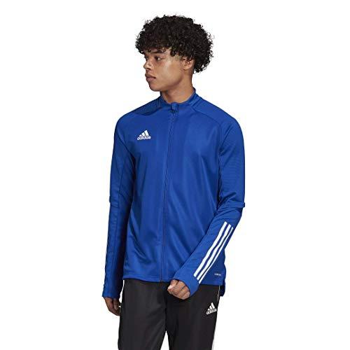 adidas Originals Con20 TR Jkt Chaqueta Deportiva, Azul Rey, XX-Large para Hombre