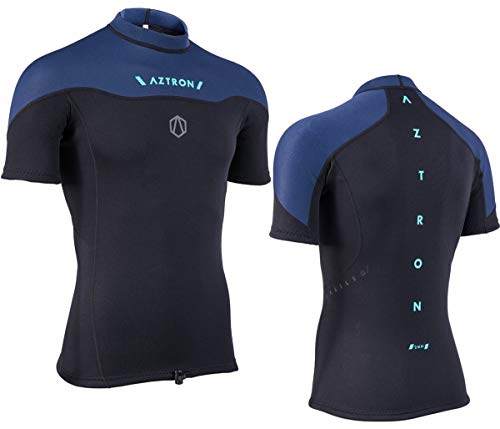 Aztron Galileo Neo Top Neopren Shirt Oberteil 100% Super Stretch Neoprene 2mm