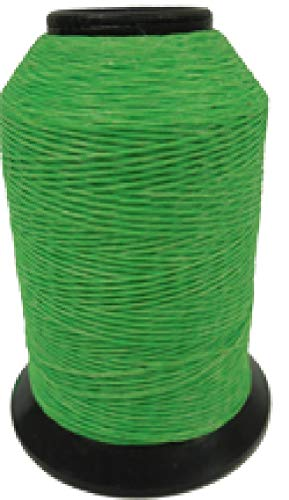 BCY 452X Bowstring Material, Neon Green, 1/8 lb.