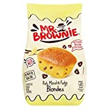 Mr Brownie Blondies con chocolate belga - 1 x 200 gramos