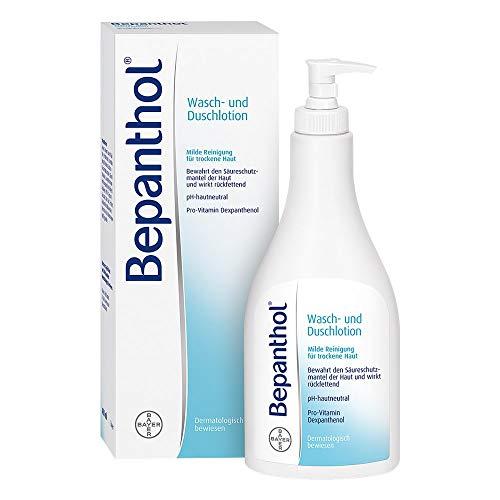 Bepanthol Wasch-u.duschlotion Spender 400 ml