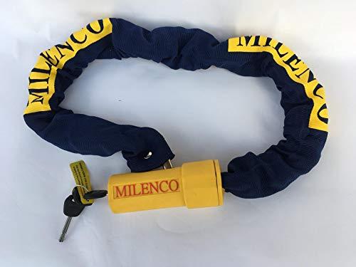 Milenco Coleraine 12mm Motorcycle Scooter Chain Lock x 1 Metre Secrity Locking Device